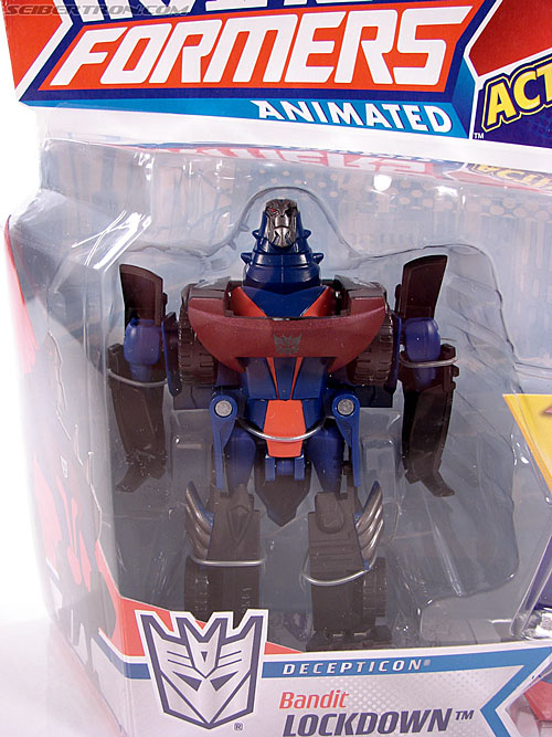 Transformers Animated Bandit Lockdown (Image #2 of 67)
