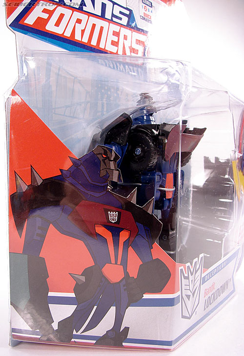 Transformers Animated Bandit Lockdown (Image #5 of 67)