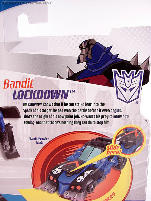 Transformers Animated Bandit Lockdown (Image #9 of 67)