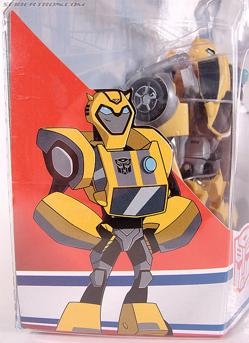 Transformers Animated Battlefield Bumblebee (Image #3 of 82)