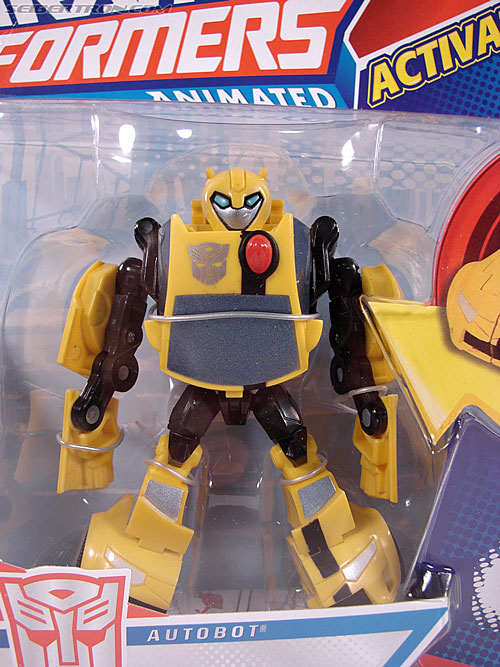 Transformers Animated Bumblebee (Image #2 of 77)