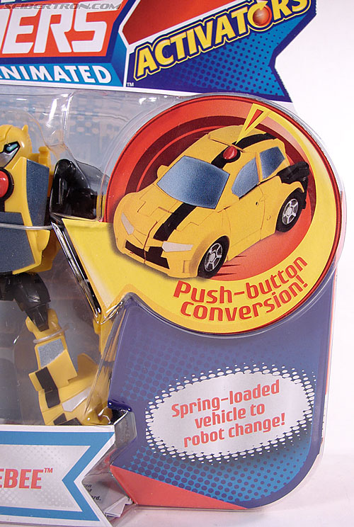 Transformers Animated Bumblebee (Image #3 of 77)
