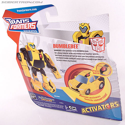 Transformers Animated Bumblebee (Image #5 of 77)