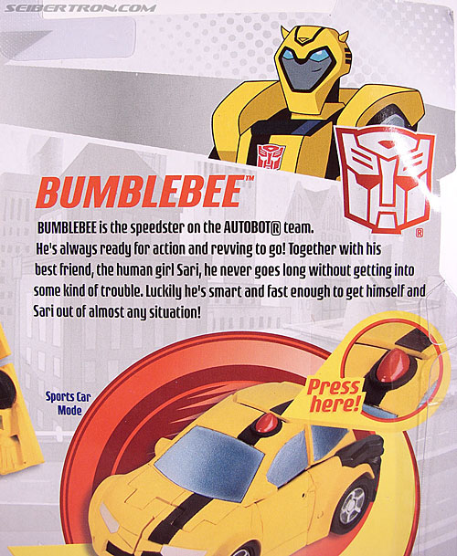Transformers Animated Bumblebee (Image #7 of 77)