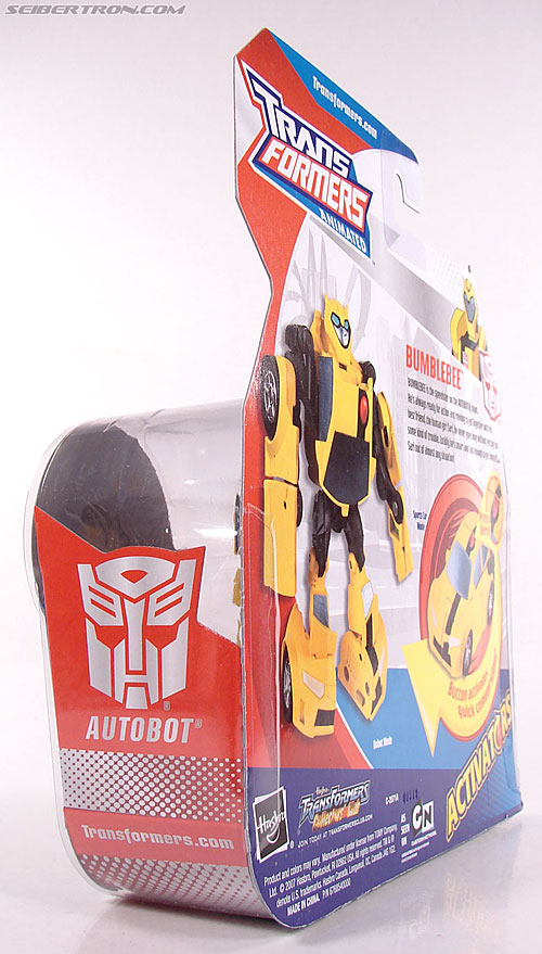 Transformers Animated Bumblebee (Image #8 of 77)