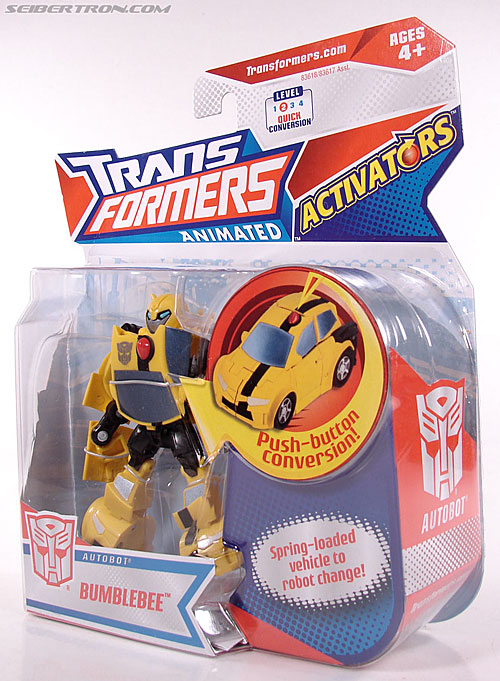 Transformers Animated Bumblebee (Image #9 of 77)