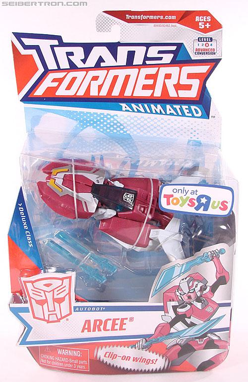 Transformers Animated Arcee (Image #1 of 180)