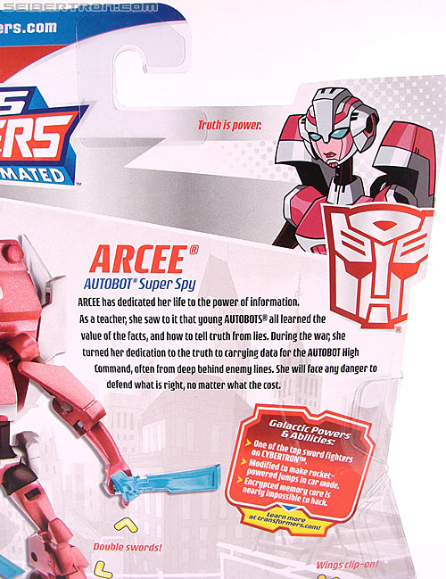 Transformers Animated Arcee (Image #12 of 180)