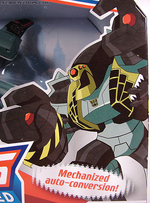 Transformers Animated Atomic Lugnut (Image #2 of 82)