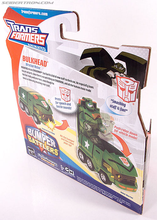 Transformers Animated Bulkhead (Image #5 of 50)