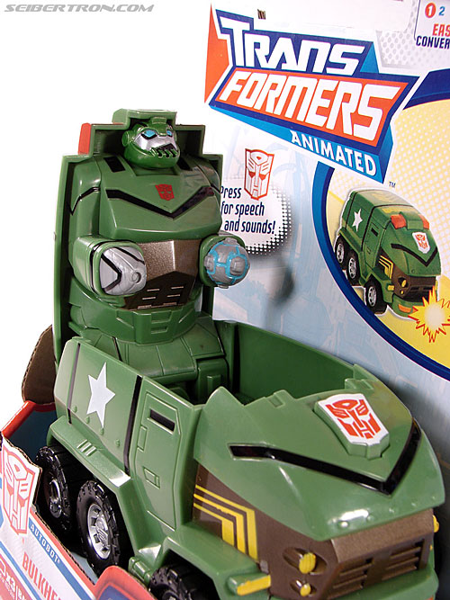 Transformers Animated Bulkhead (Image #12 of 50)