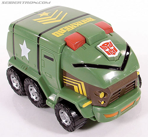 Transformers Animated Bulkhead (Image #16 of 50)