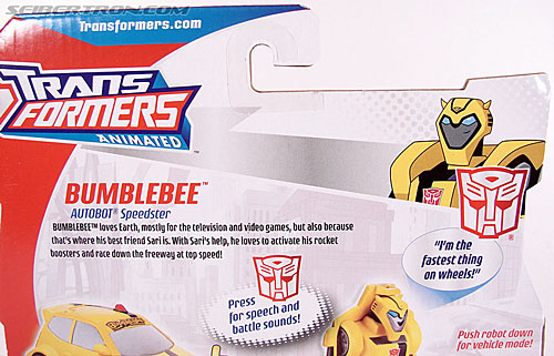 Transformers Animated Bumblebee (Image #6 of 56)