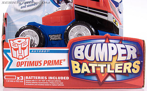 Transformers Animated Optimus Prime (Image #2 of 56)