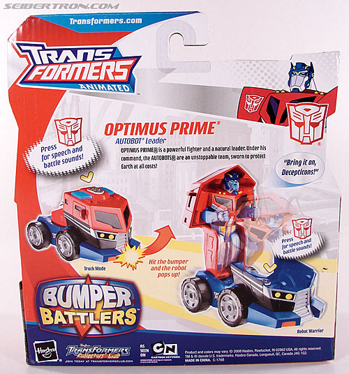 Transformers Animated Optimus Prime (Image #5 of 56)