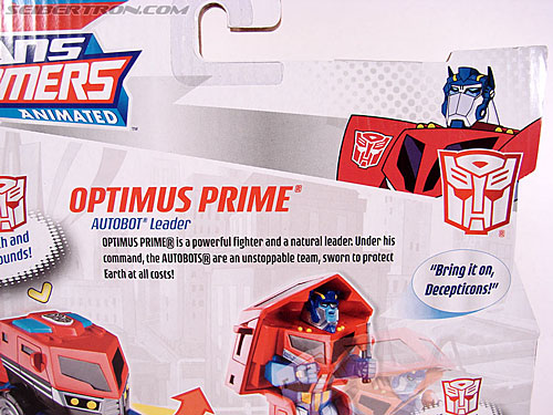 Transformers Animated Optimus Prime (Image #6 of 56)