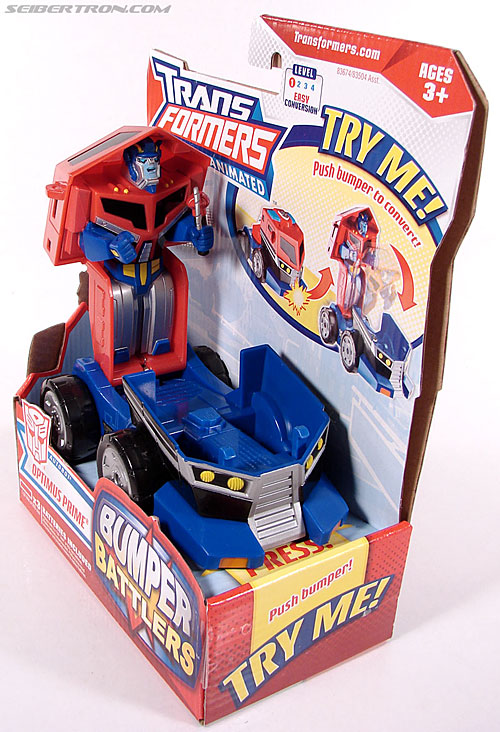Transformers Animated Optimus Prime (Image #12 of 56)