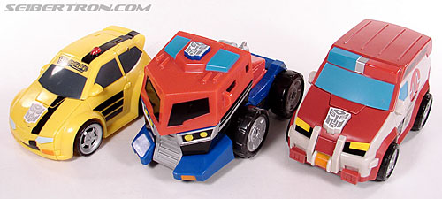 Transformers Animated Optimus Prime (Image #27 of 56)