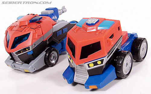 Transformers Animated Optimus Prime (Image #28 of 56)