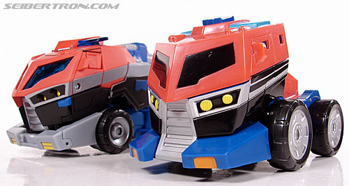 Transformers Animated Optimus Prime (Image #29 of 56)
