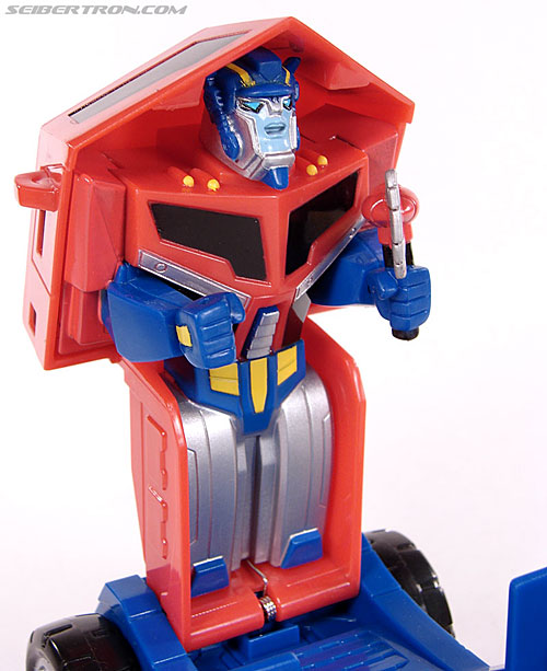 Transformers Animated Optimus Prime (Image #34 of 56)