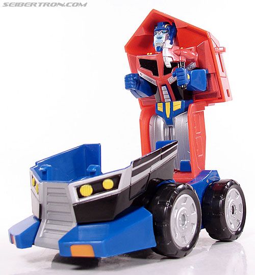 Transformers Animated Optimus Prime (Image #42 of 56)