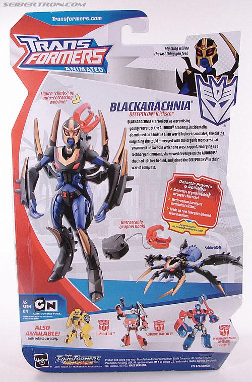 Transformers Animated Blackarachnia (Image #7 of 126)