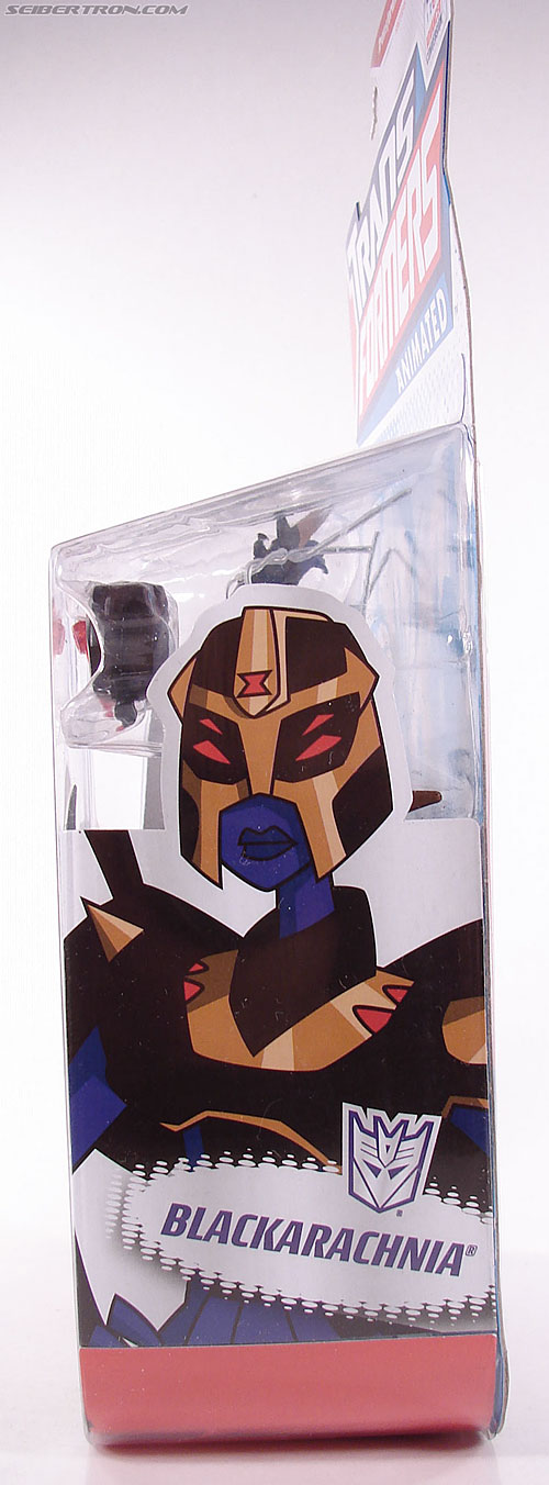 Transformers Animated Blackarachnia (Image #14 of 126)
