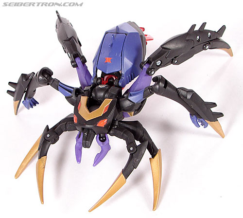 Transformers Animated Blackarachnia (Image #32 of 126)