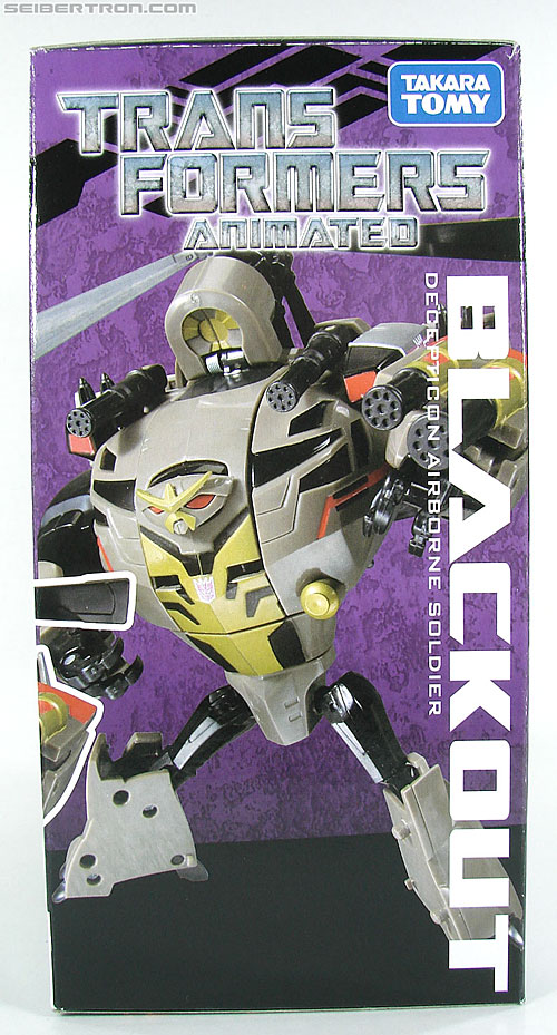 Transformers Animated Blackout (Image #19 of 164)