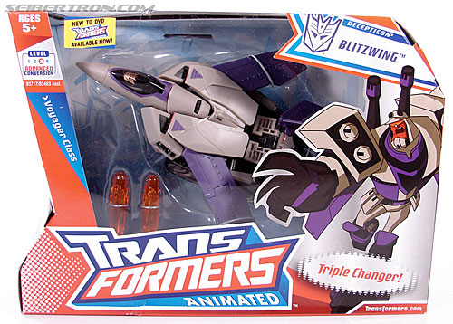 Transformers Animated Blitzwing (Image #1 of 150)