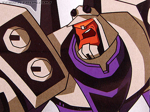 Transformers Animated Blitzwing (Image #3 of 150)