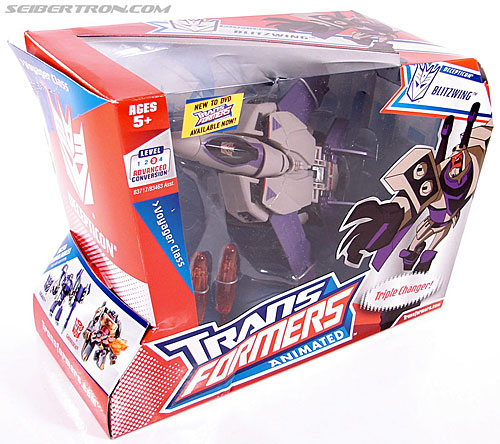 Transformers Animated Blitzwing (Image #4 of 150)