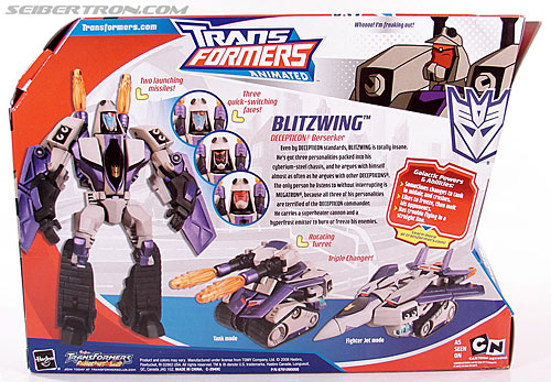Transformers Animated Blitzwing (Image #8 of 150)