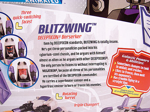 Transformers Animated Blitzwing (Image #10 of 150)