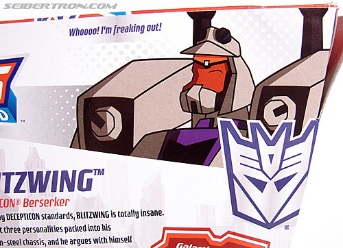 Transformers Animated Blitzwing (Image #11 of 150)