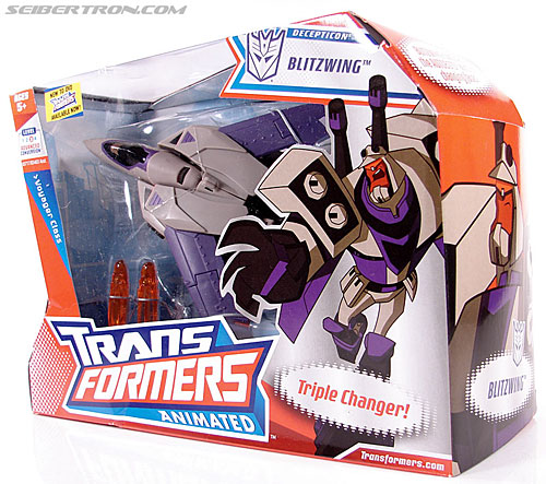 Transformers Animated Blitzwing (Image #17 of 150)