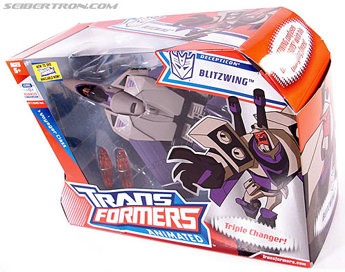 Transformers Animated Blitzwing (Image #18 of 150)