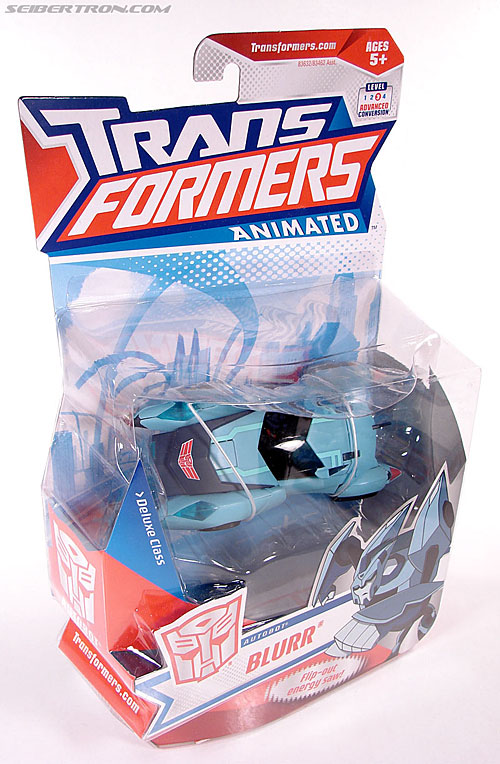 Transformers Animated Blurr (Image #4 of 96)