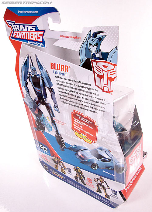 Transformers Animated Blurr (Image #6 of 96)