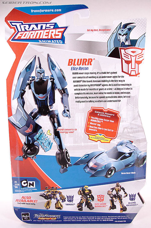 Transformers Animated Blurr (Image #7 of 96)
