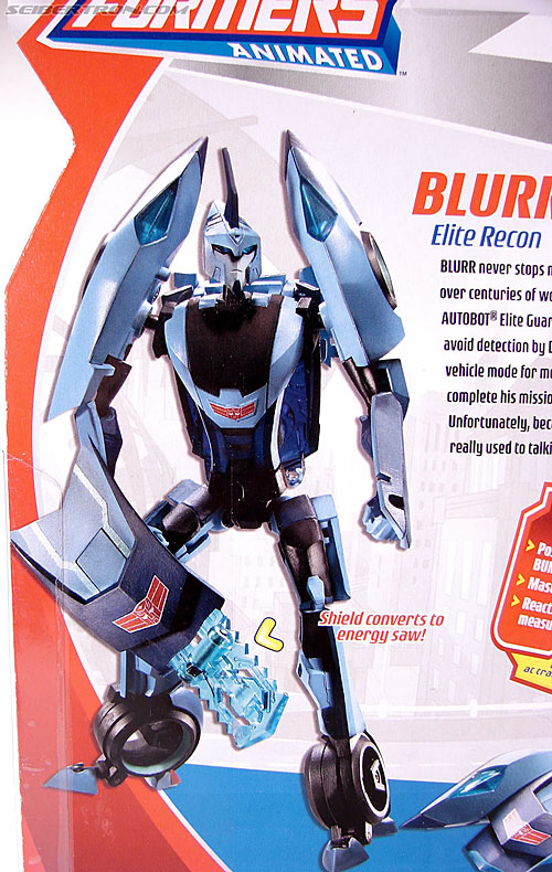 Transformers Animated Blurr (Image #8 of 96)