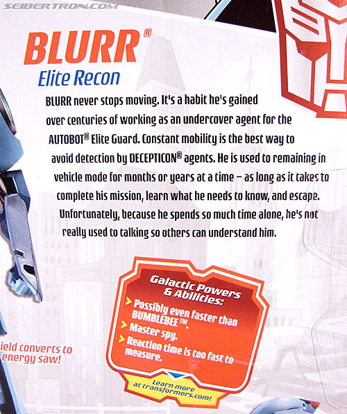 Transformers Animated Blurr (Image #11 of 96)