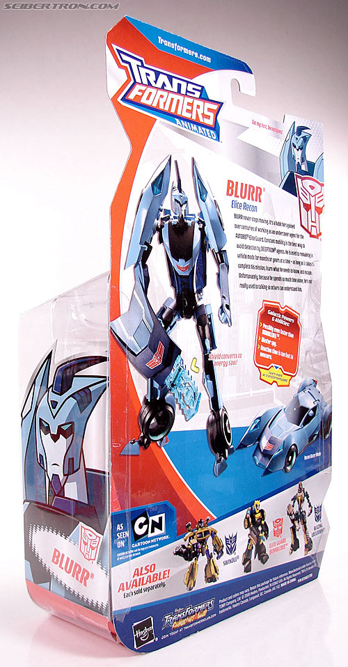 Transformers Animated Blurr (Image #13 of 96)
