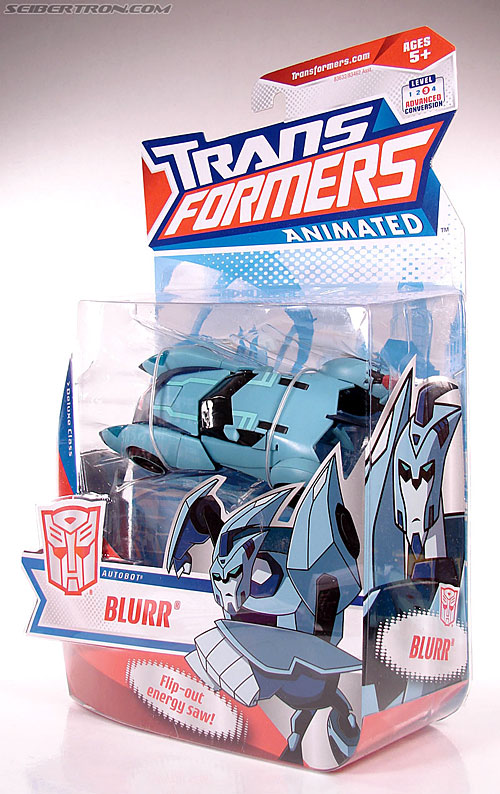 Transformers Animated Blurr (Image #16 of 96)