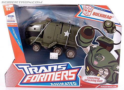 Transformers Animated Bulkhead (Ironhide) (Image #1 of 131)