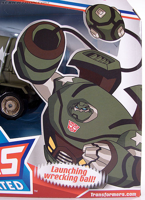 Transformers Animated Bulkhead (Ironhide) (Image #2 of 131)