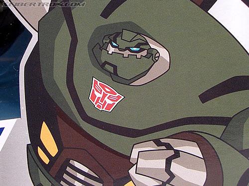 Transformers Animated Bulkhead (Ironhide) (Image #3 of 131)