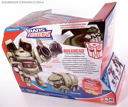 Transformers Animated Bulkhead (Ironhide) (Image #7 of 131)