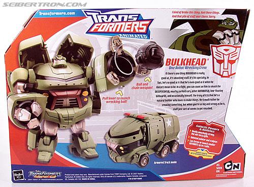 Transformers Animated Bulkhead (Ironhide) (Image #8 of 131)